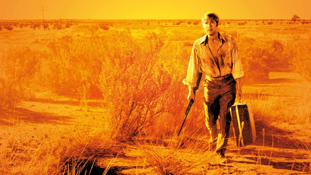 Wake in Fright | Dir Ted Kotcheff | 1971 | cert 18 | 114m